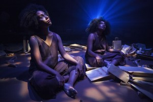 Black Birds was produced by The Q at The Joan. The image was taken by Joshua Bentley.
